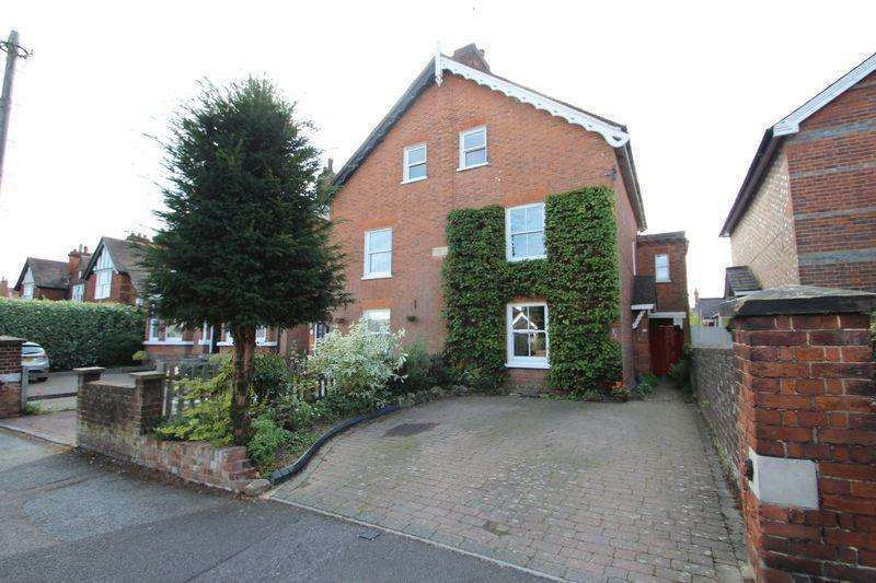 5 Bedrooms Semi Detached House for sale in Dry Hill Park Road, Tonbridge