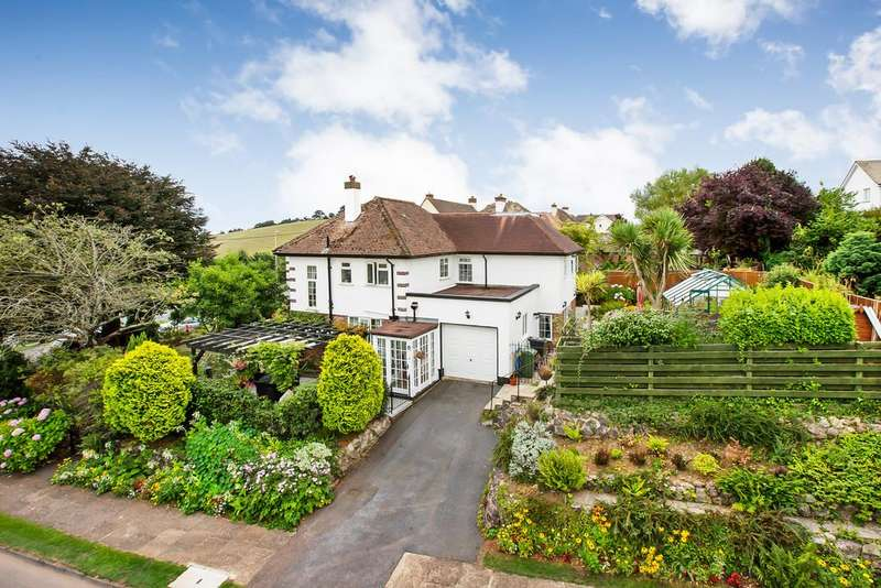5 Bedrooms Detached House for sale in Southdowns Road, Dawlish, EX7 0LB