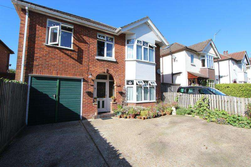 5 Bedrooms Detached House for sale in Peartree Avenue, Bitterne