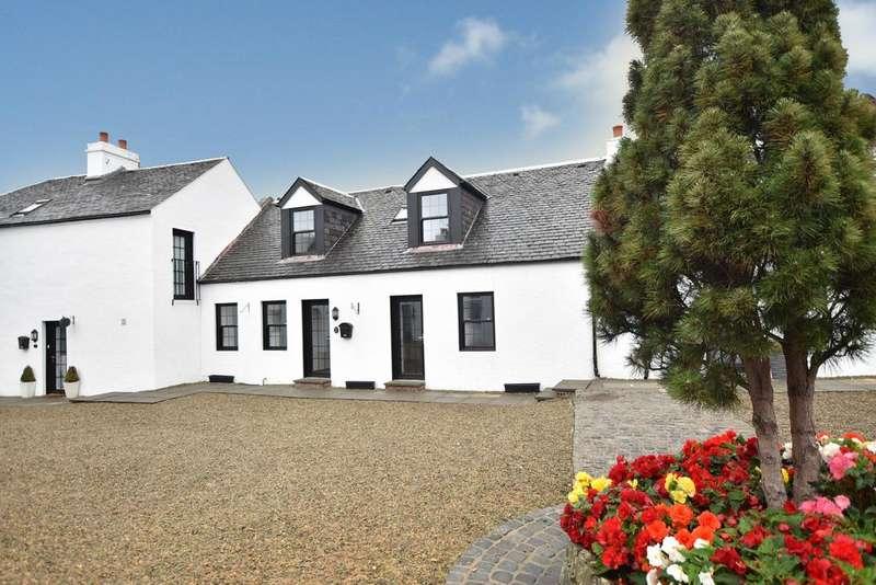 3 Bedrooms Cottage House for sale in 6 Castlehill Court, Ayr, KA7 3JD