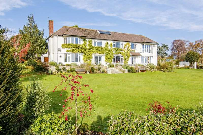 5 Bedrooms Detached House for sale in Seaton Road, Colyford, Colyton, Devon