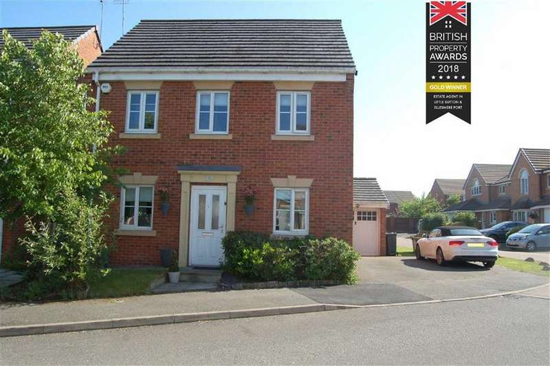 4 Bedrooms House for sale in Atlas Way, Ellesmere Port