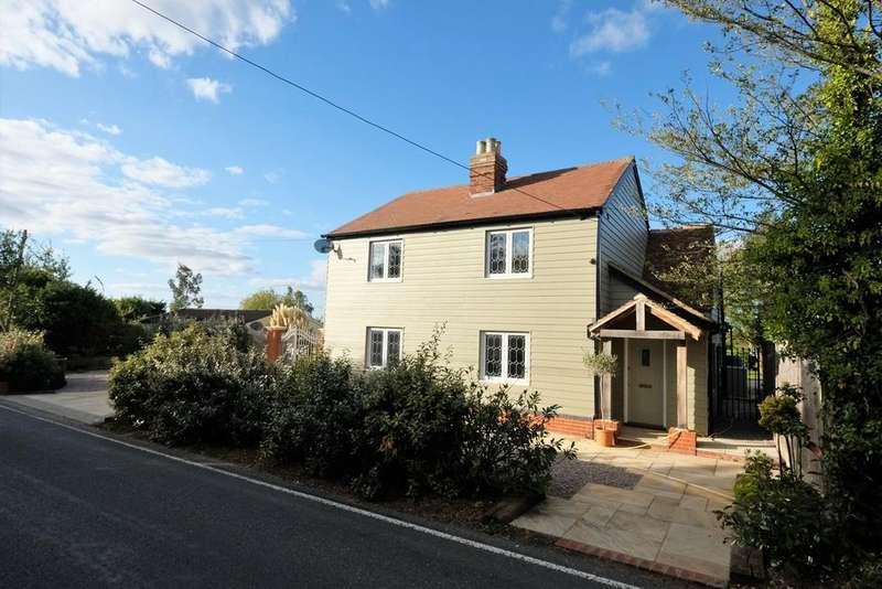 4 Bedrooms Detached House for sale in Wheelers Hill, Little Waltham, Chelmsford, CM3