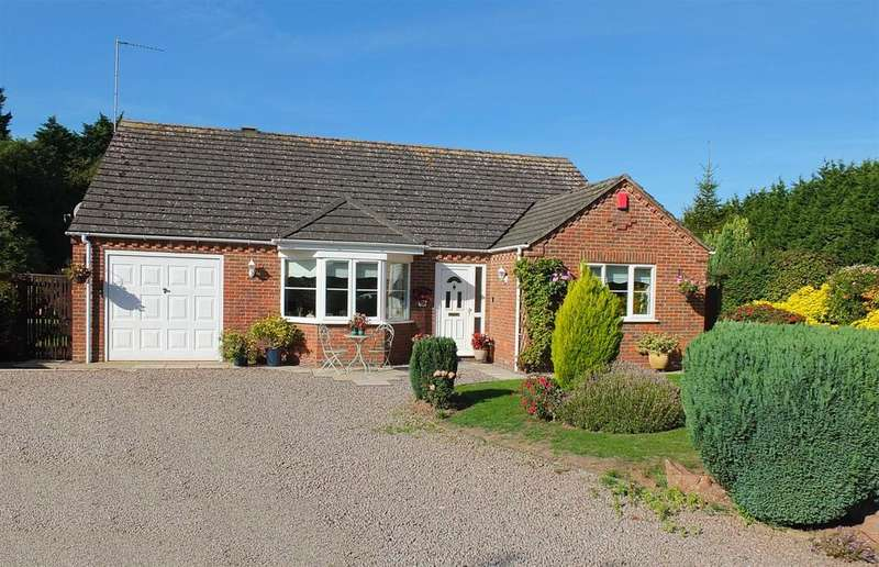 3 Bedrooms Detached Bungalow for sale in Lowgate, Fleet Hargate