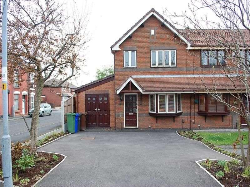 3 Bedrooms Terraced House for sale in Marshall Court, Ashton-under-lyne, OL6