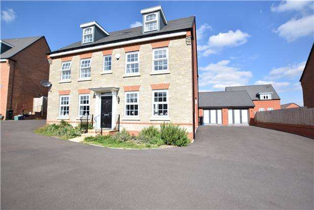 5 Bedrooms Detached House for sale in Fieldfare, Keynsham, Bristol, BS31 2FQ
