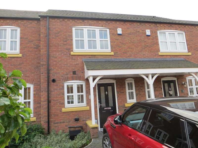 2 Bedrooms Terraced House For Rent In Bowland Way Kingswood Hull Hu7 3fy