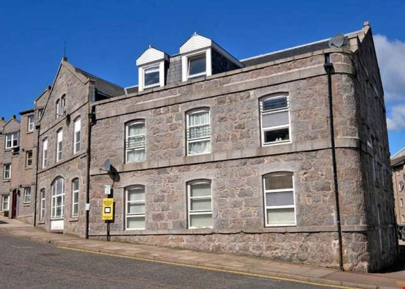 1 Bedroom Flat for sale in Flat G, 19, Union Glen, Aberdeen