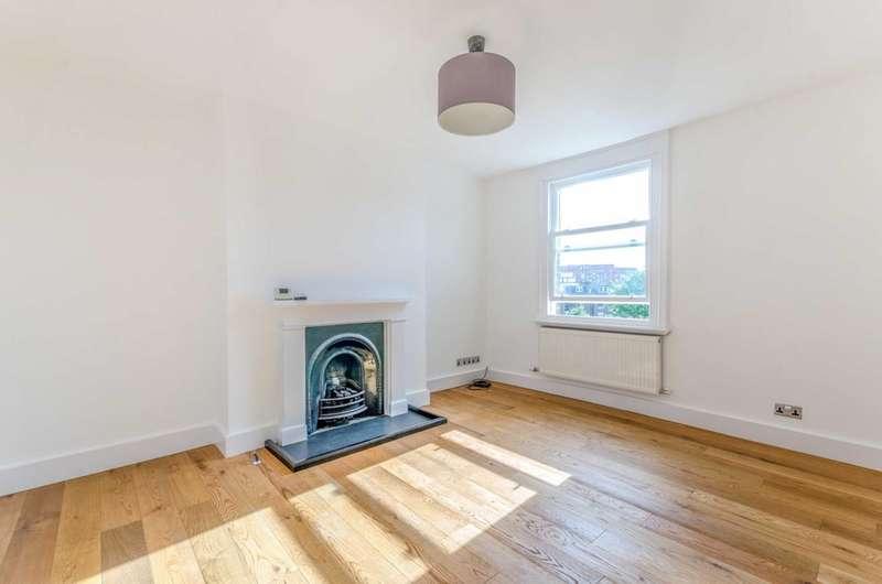 3 Bedrooms Maisonette Flat for sale in Cardozo Road, Islington, N7