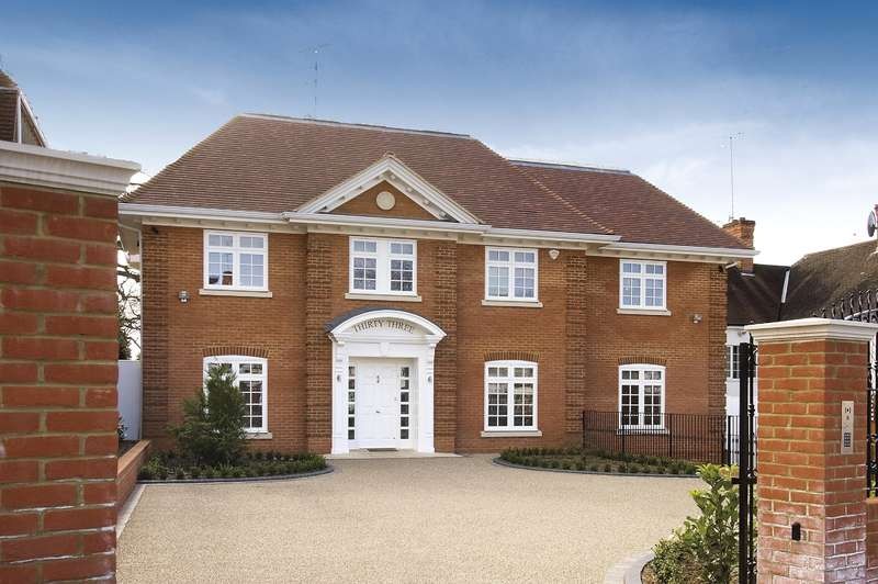 7 Bedrooms Detached House for sale in Hendon Avenue, London