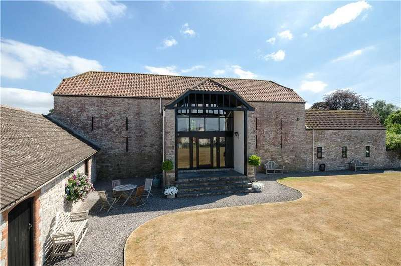 6 Bedrooms Detached House for sale in Park Farm, Butt Lane, Bristol, South Gloucestershire, BS35