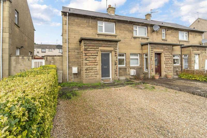 2 Bedrooms Semi Detached House for sale in 62 Lothian Street, Bonnyrigg, EH19 3AA