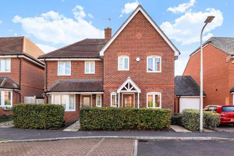 3 Bedrooms Semi Detached House for sale in Winnersh, Wokingham, RG41