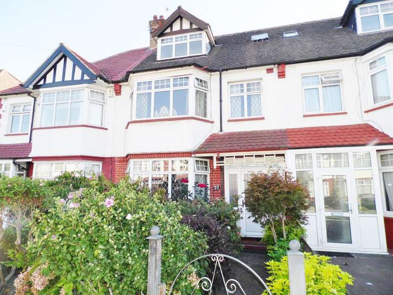 4 Bedrooms Terraced House for sale in St Joans Road, Edmonton N9