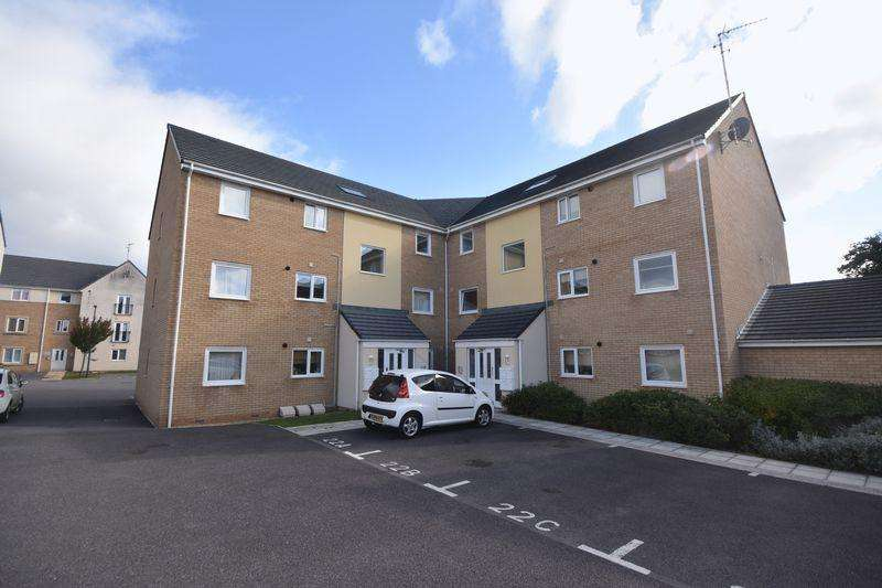 2 Bedrooms Apartment Flat for sale in Wylington Road Frampton Cotterell
