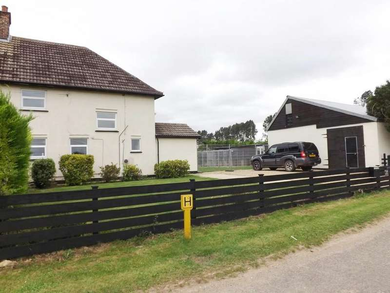 3 Bedrooms Cottage House for sale in Lutton Marsh
