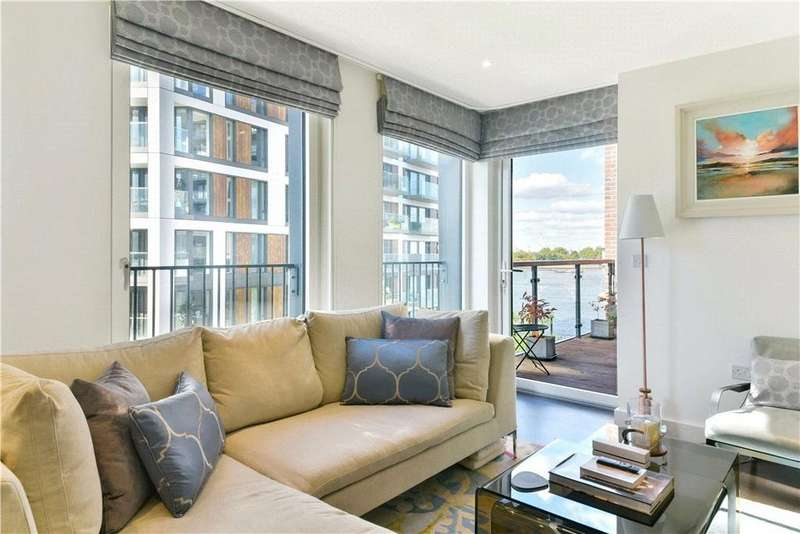 2 Bedrooms Flat for sale in Imperial Building, 2 Duke of Wellington Avenue, London, SE18