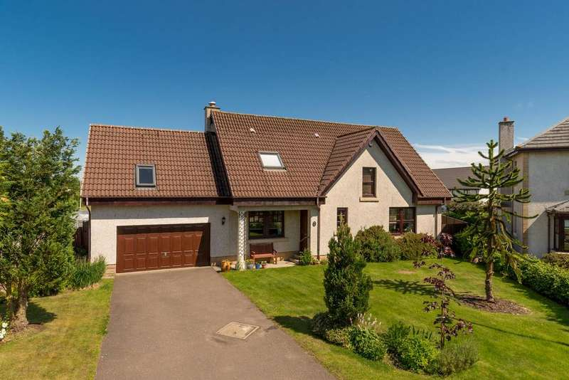 5 Bedrooms Detached House for sale in The Smithy, West Linton EH46
