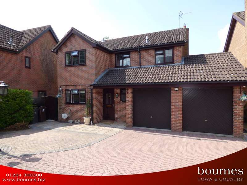 4 Bedrooms Detached House for sale in ANDOVER SP10