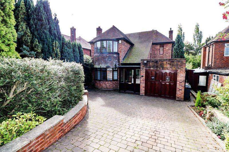 3 Bedrooms Detached House for sale in Buchanan Road, WALSALL