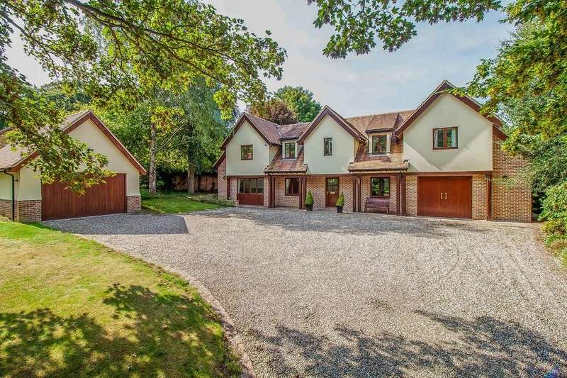 6 Bedrooms Detached House for sale in Middle Street, Thriplow