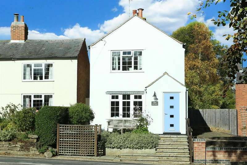 2 Bedrooms Cottage House for sale in Fern Cottage, Main Street, East Farndon