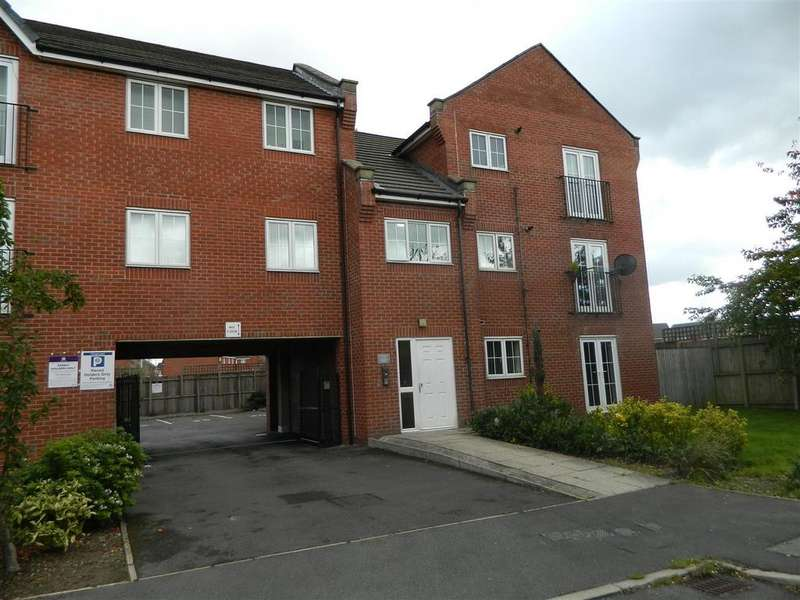 2 Bedrooms Apartment Flat for sale in Rawsthorne Avenue, Manchester