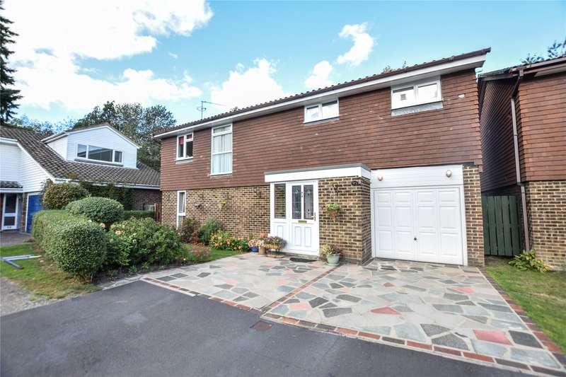 4 Bedrooms Detached House for sale in Quintilis, Bracknell, Berkshire, RG12