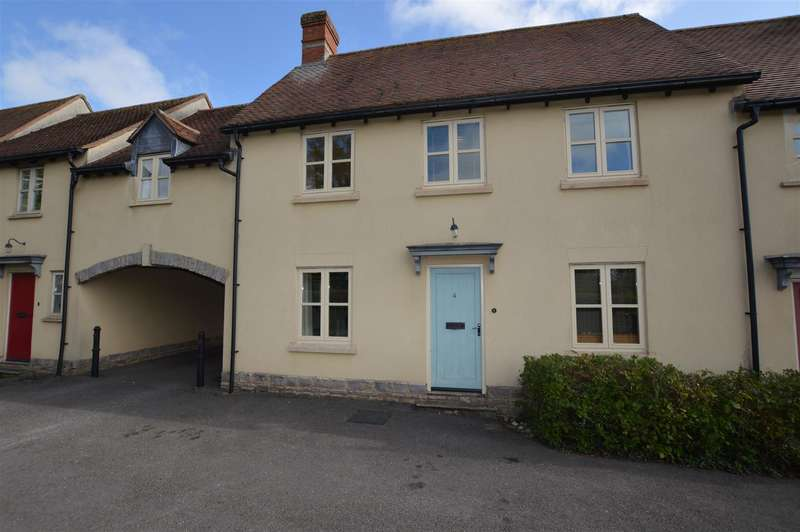 3 Bedrooms Terraced House for sale in Bushy Combe, Midsomer Norton