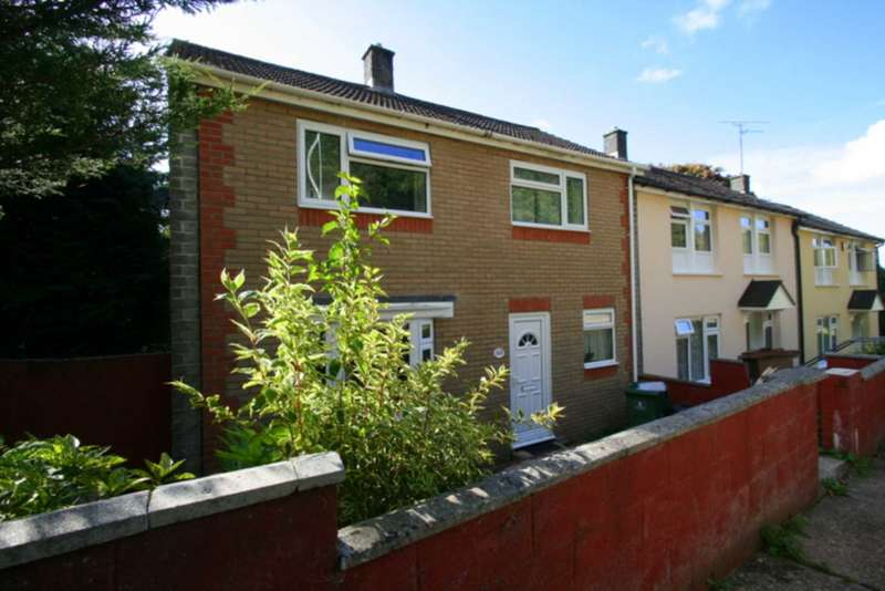 2 Bedrooms End Of Terrace House for sale in Bampflyde Way, Southway