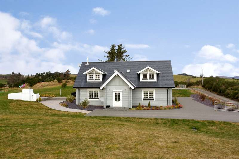 5 Bedrooms Detached House for sale in Auchmore Lodge, Midmar, Inverurie, Aberdeenshire, AB51