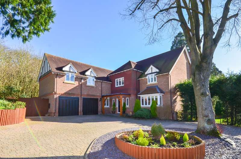 5 Bedrooms Detached House for sale in Lord Austin Drive, Marlbrook, Bromsgrove, B60