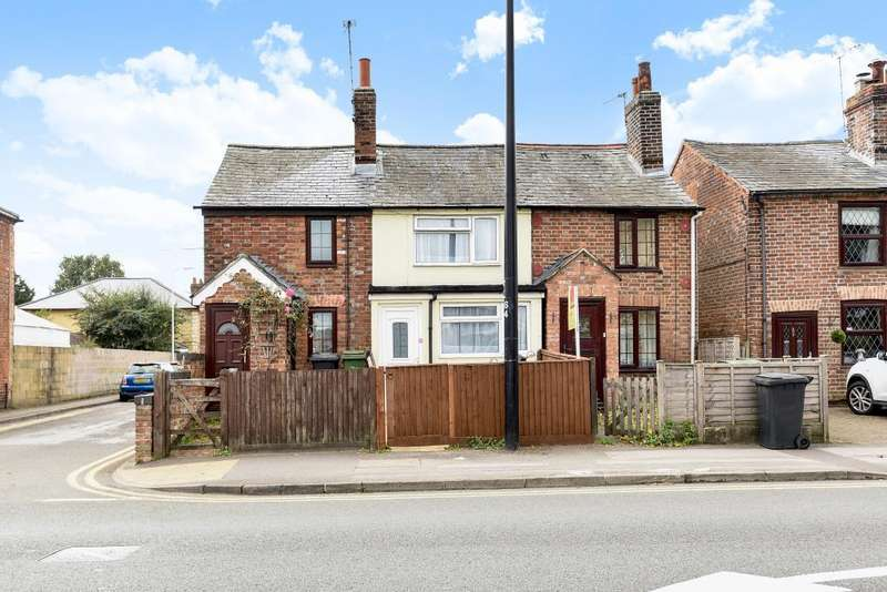 2 Bedrooms Cottage House for sale in Bath Road, Thatcham, RG18