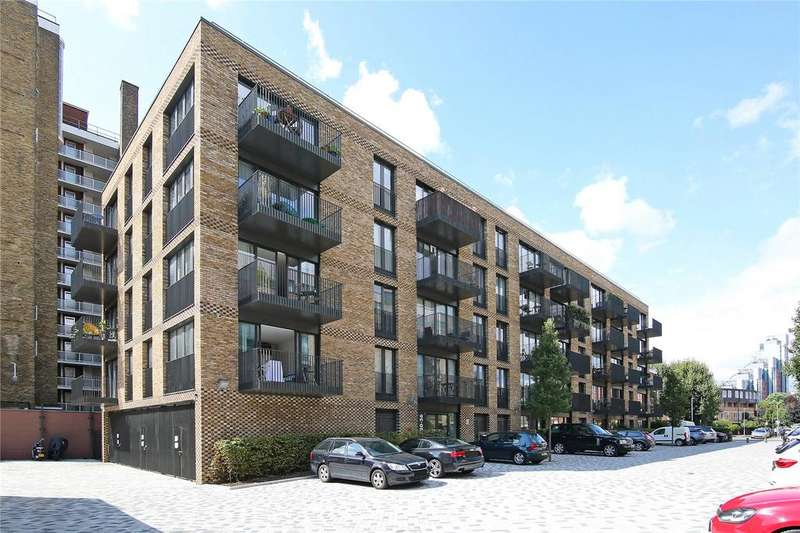 2 Bedrooms Apartment Flat for sale in Cobalt Place, Battersea, London, SW11