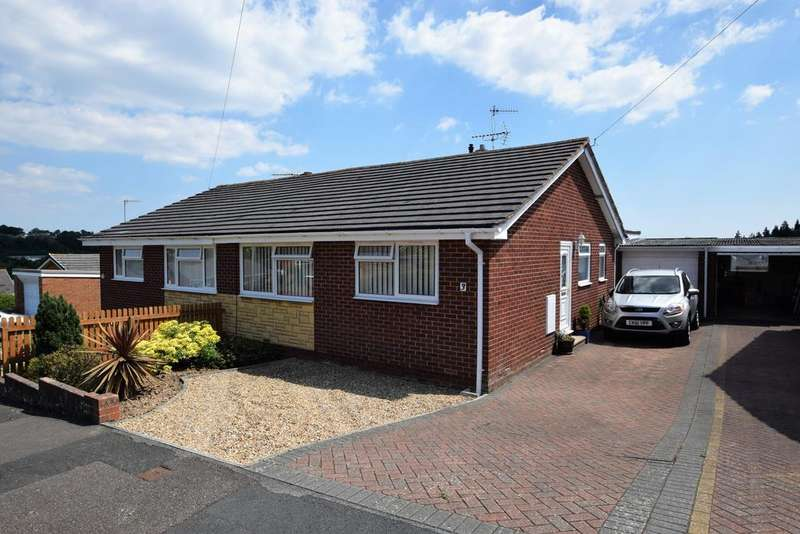 2 Bedrooms Bungalow for sale in Cypress Drive, Exwick, EX4