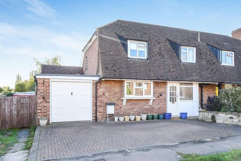4 Bedrooms Semi Detached House for sale in Sheepfold Hill, Flitwick, MK45