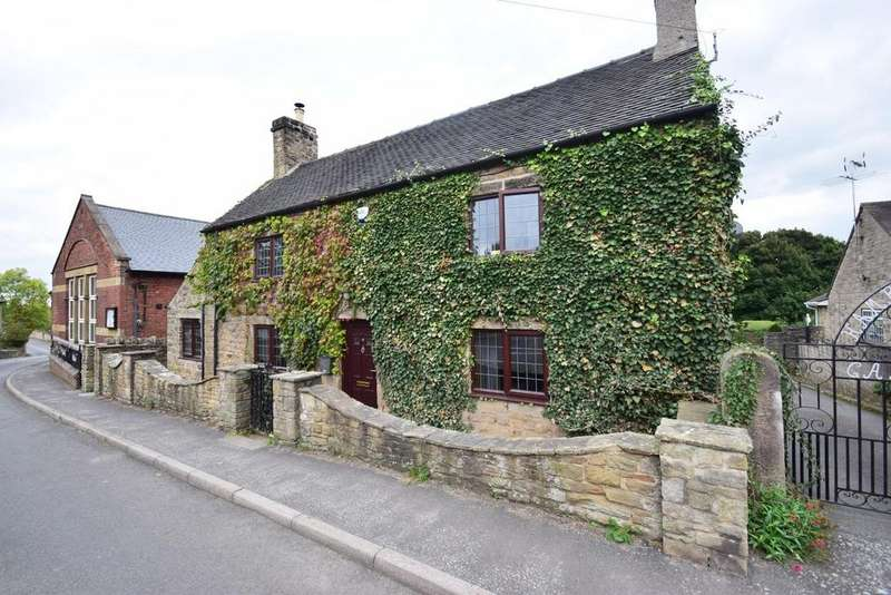 2 Bedrooms Cottage House for sale in South Wingfield