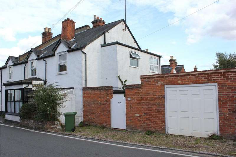 3 Bedrooms Semi Detached House for sale in Upper Village Road, Sunninghill, Ascot, Berkshire, SL5
