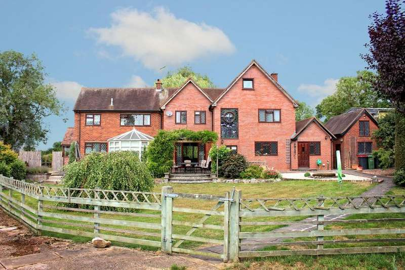 4 Bedrooms Detached House for sale in Nether Whitacre, Nr Coleshill, B46