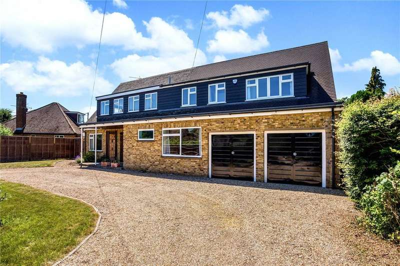 5 Bedrooms Detached House for sale in Links Approach, Flackwell Heath, High Wycombe, Buckinghamshire, HP10