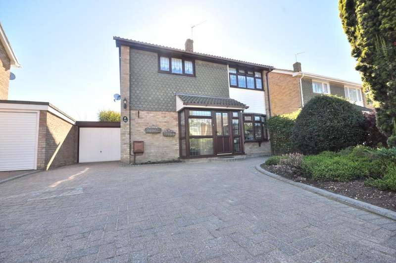 3 Bedrooms Detached House for sale in Old Forge Road, Layer-de-la-Haye, CO2 0LH