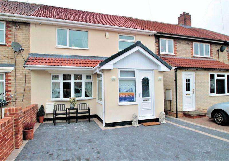 4 Bedrooms Terraced House for sale in Malvern Road, Billingham