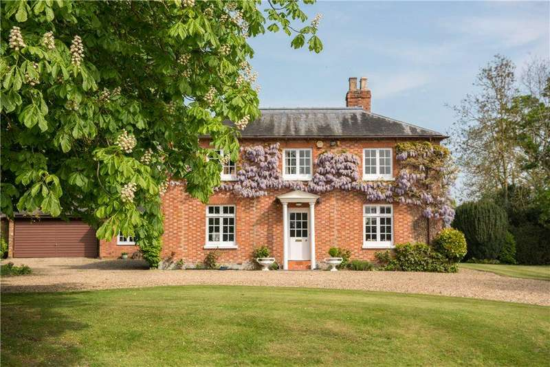 5 Bedrooms Unique Property for sale in Whitwick Green Road, Thurleigh, Bedford, Bedfordshire