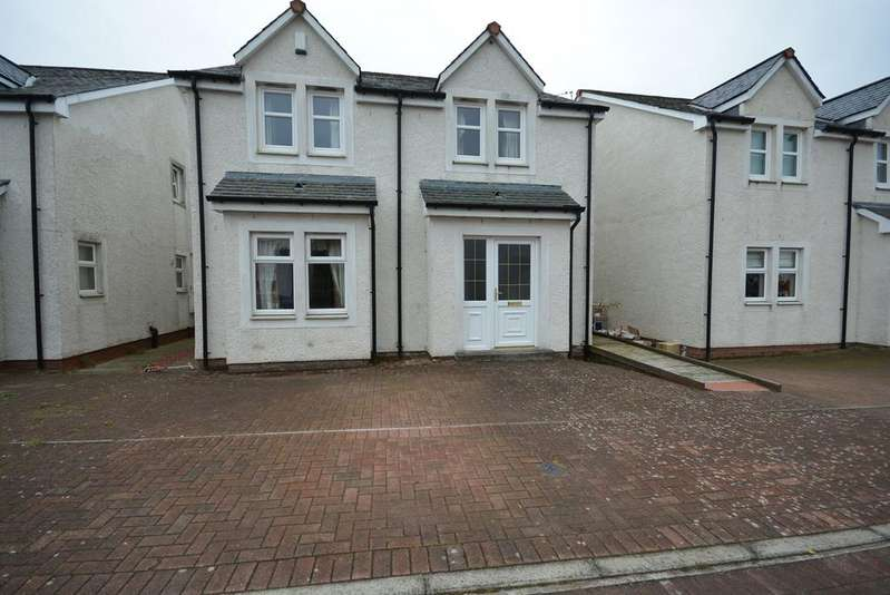 3 Bedrooms Detached Villa House for sale in Cochrane Place, Newmilns, KA16