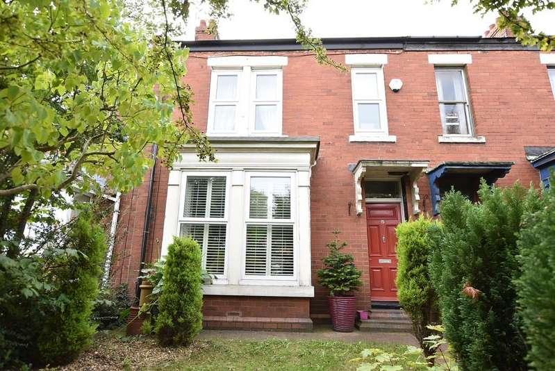4 Bedrooms Terraced House for sale in Ashbrooke Terrace, East Boldon