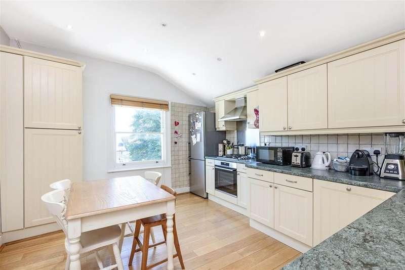 2 Bedrooms Flat for sale in Woodside, Wimbledon