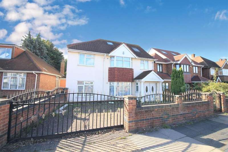 6 Bedrooms Detached House for sale in Cranford Lane, Heston, TW5