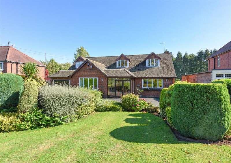 3 Bedrooms Detached House for sale in Bromsgrove Road, Hunnington, Halesowen