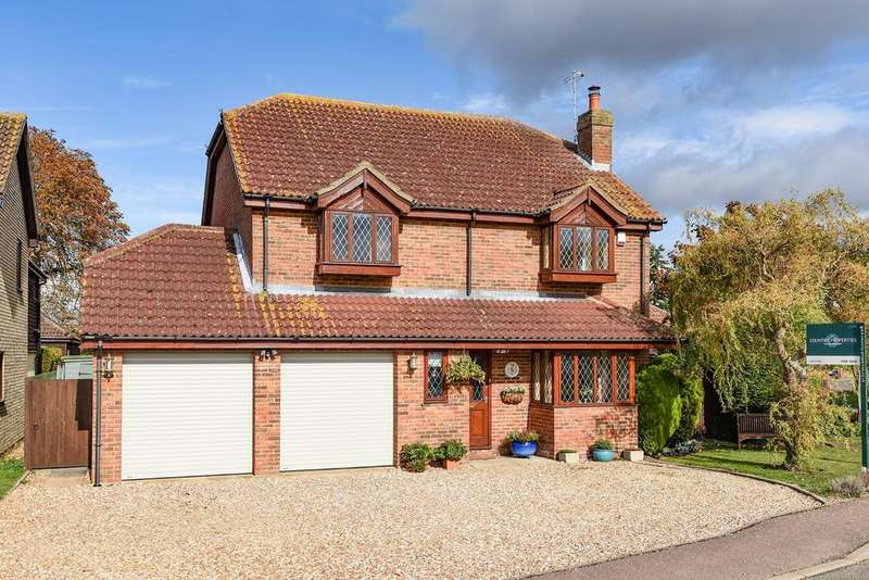 4 Bedrooms Detached House for sale in Campton Road, Meppershall, SG17