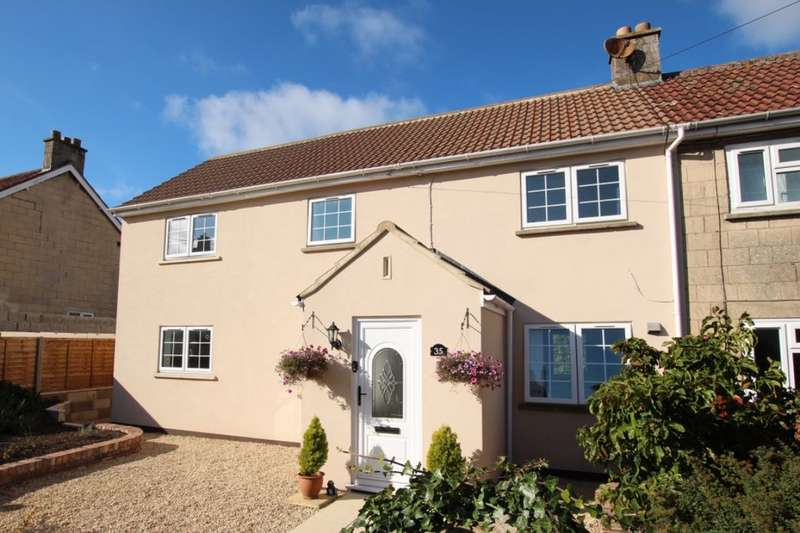 4 Bedrooms Semi Detached House for sale in Spring Ground Road, Paulton, Bristol, BS39